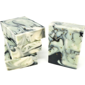 Mo'Rockin Mint - Minty Fresh Scented Handmade Cold Process Soap-Sweet Tea 'N Biscuits