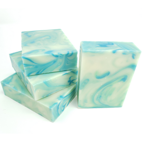 Mother Earth - Essential Oil Scented Handmade Cold Process Soap-Sweet Tea 'N Biscuits