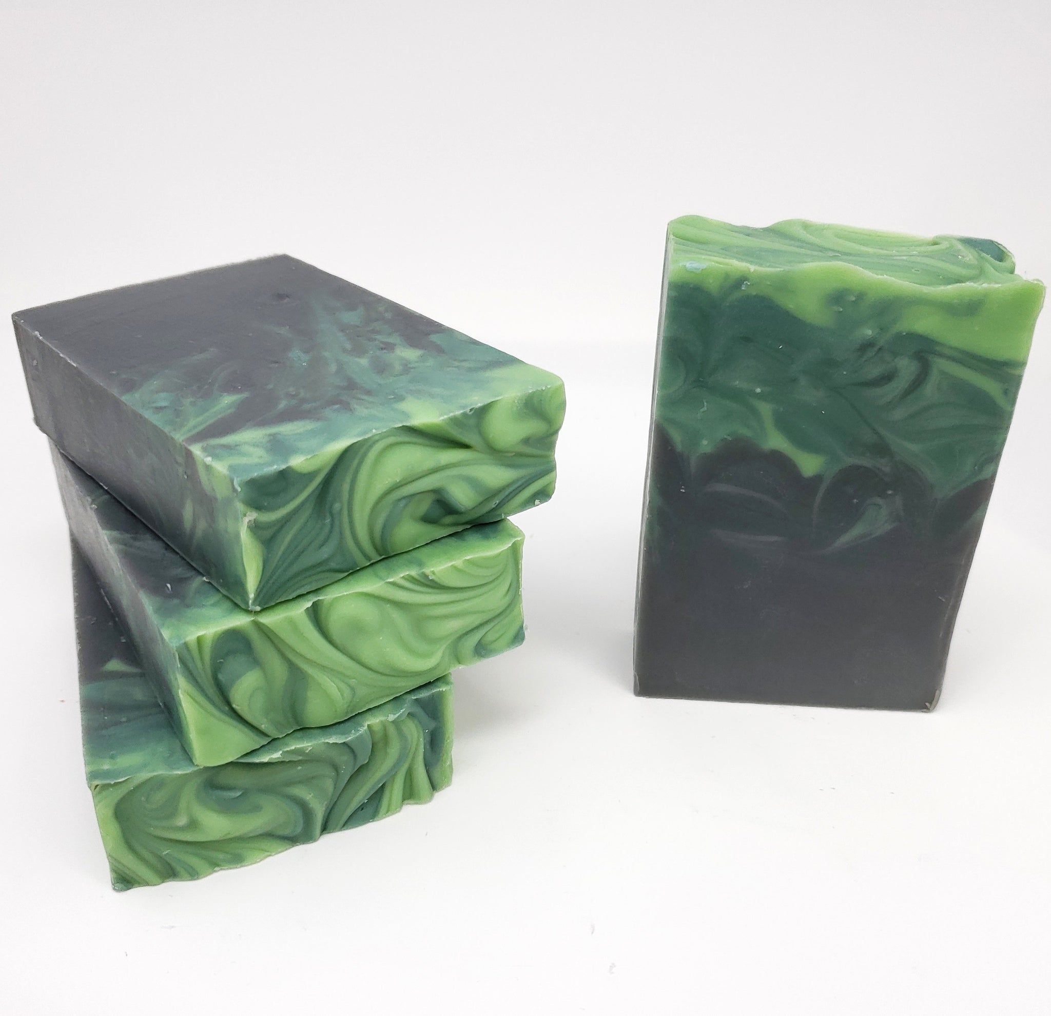 The Green Fairy - Absinthe Scented Cold Process Soap Bar-Sweet Tea 'N Biscuits