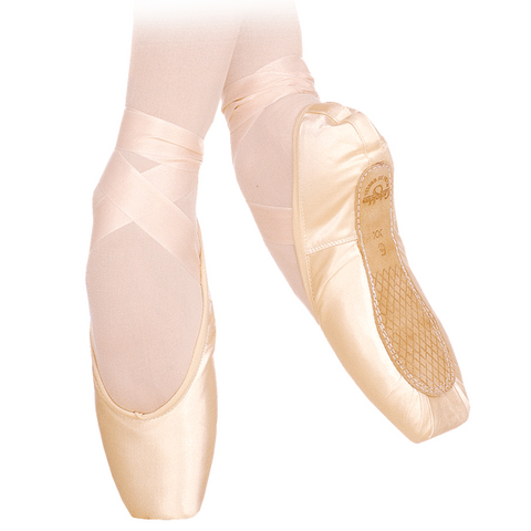 CLOSE OUTS - 2007M Pointe Shoe - Made in Russia