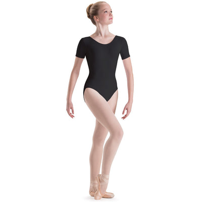 Adult Plus Short Sleeve Leotard