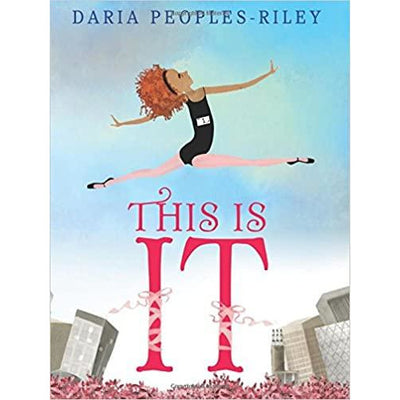 """This Is It"" Hardcover Book"