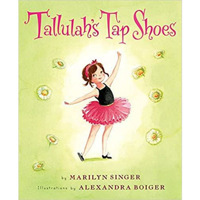 """Tallulah's Tap Shoes"" Hardcover Book"