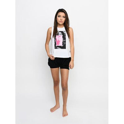 "Adult ""Monadonna"" Twisted Pony Tank"