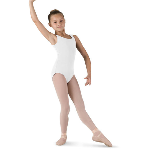 Child Basic Tank Leotard