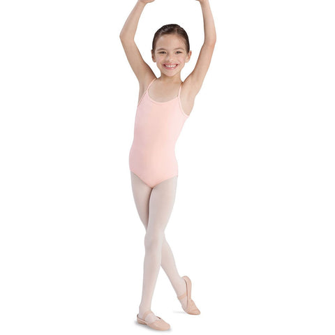 Child Basic Camisole Leotard