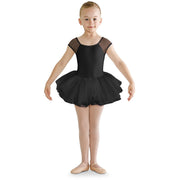 Child Cap Sleeve Tutu Leotard