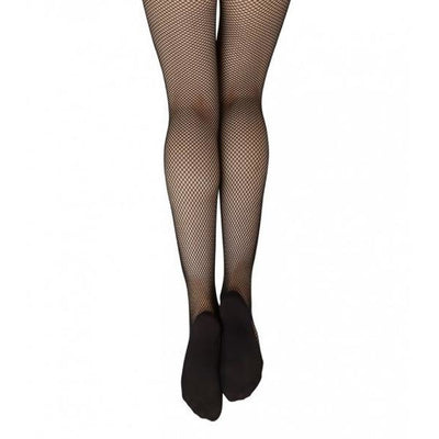 Adult Plus Professional Seamless Fishnet Tights