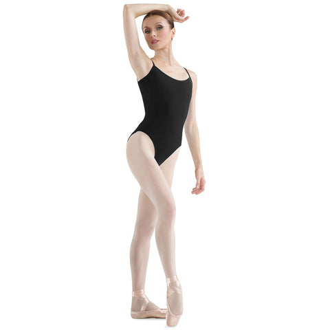 Adult Tall Basic V-Back Camisole Leotard