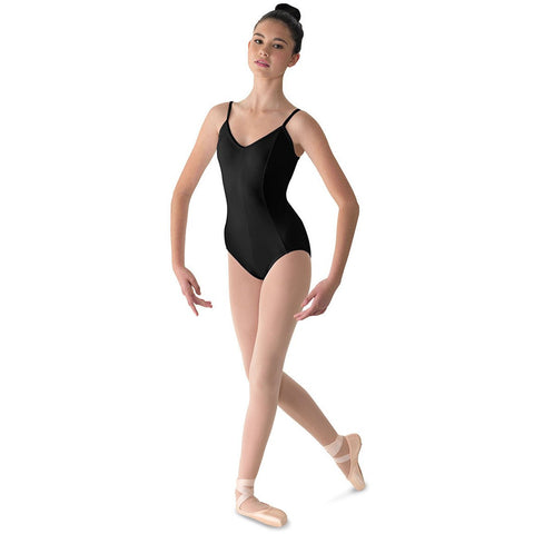 Adult Aspire Princess Seam V-Front Camisole Leotard