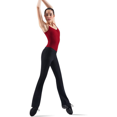 Adult Microlux V-Waist Jazz Pants