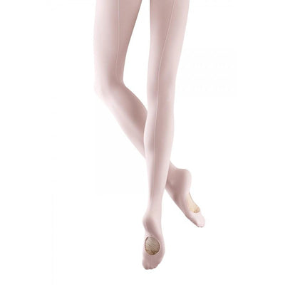 Adult Endura Seamed Adaptatoe Tights