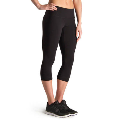 Adult Mid-Rise 3/4 Legging