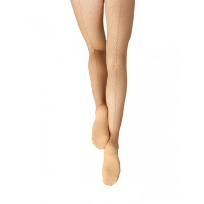Capezio Adult Professional Seamed Fishnet Tights