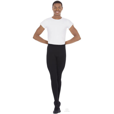 Eurotard Men's Footed Dance Tights