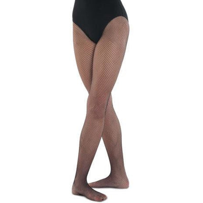 Child TotalStretch Seamless Fishnet Tights