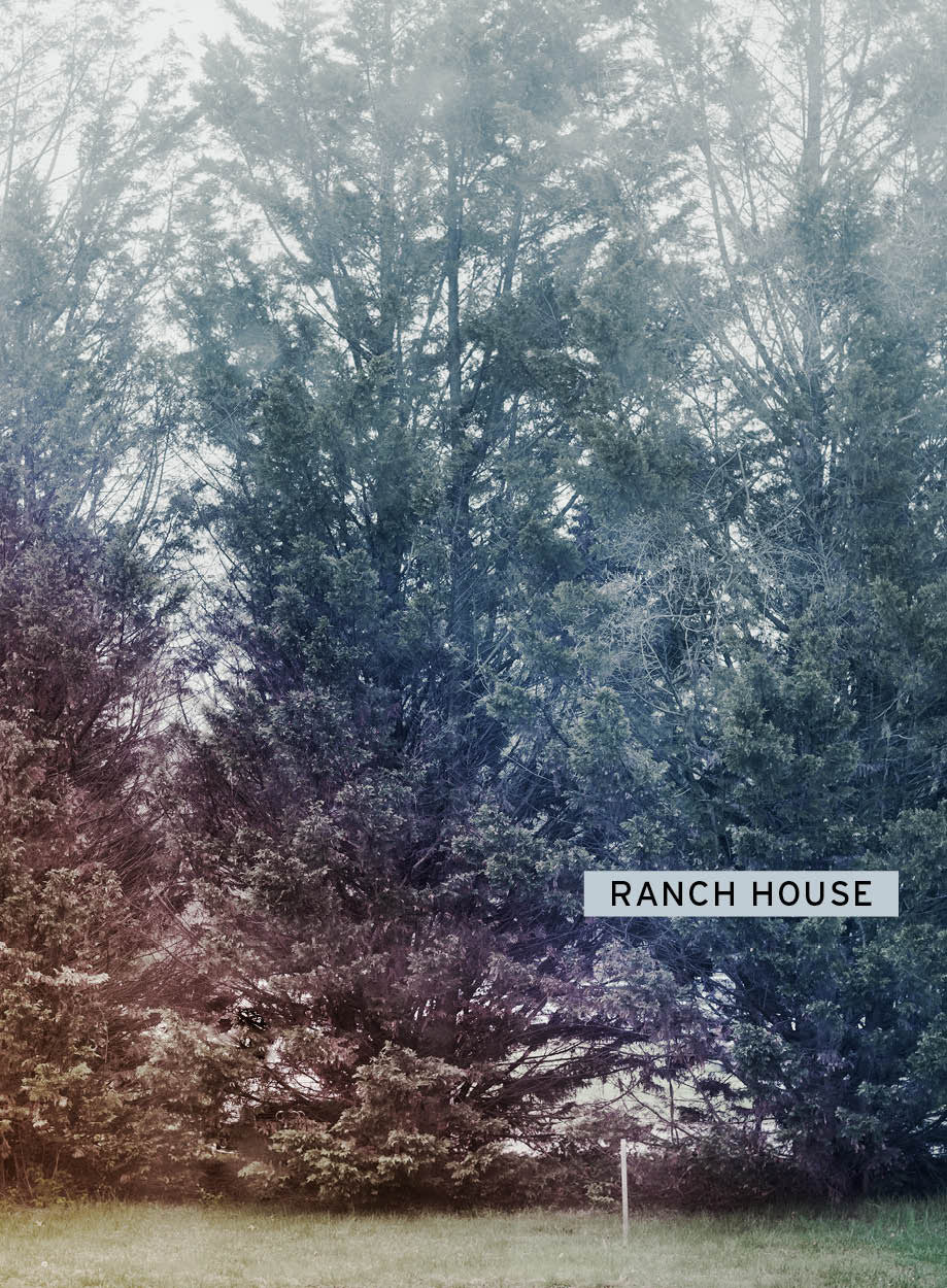 XX 'Ranch House' by Marion Belanger