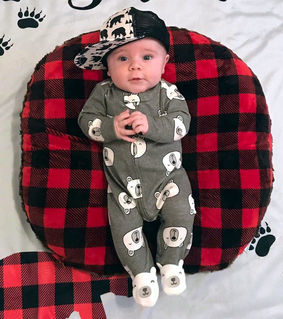 Bears Trucker For Babies by George Hats