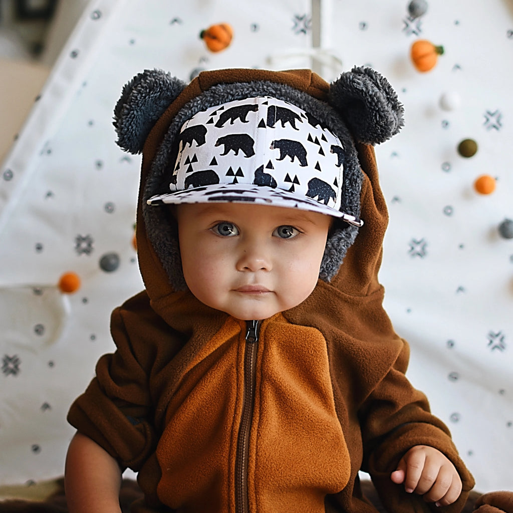Bears Trucker Hat For Babies - George Hats