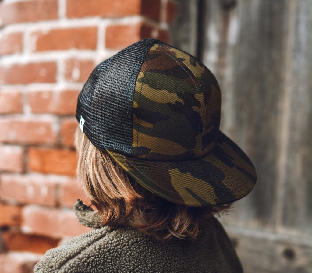Camo Trucker - George Hats