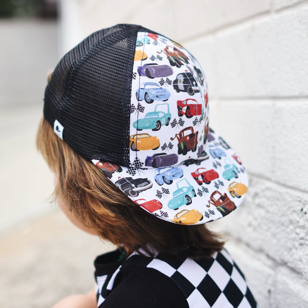 Cars Trucker - George Hats