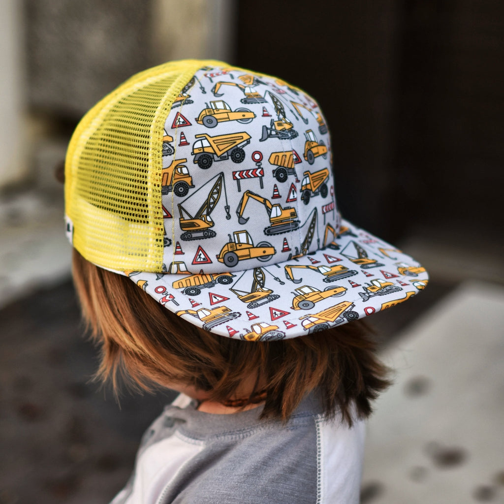 Construction Trucker - George Hats