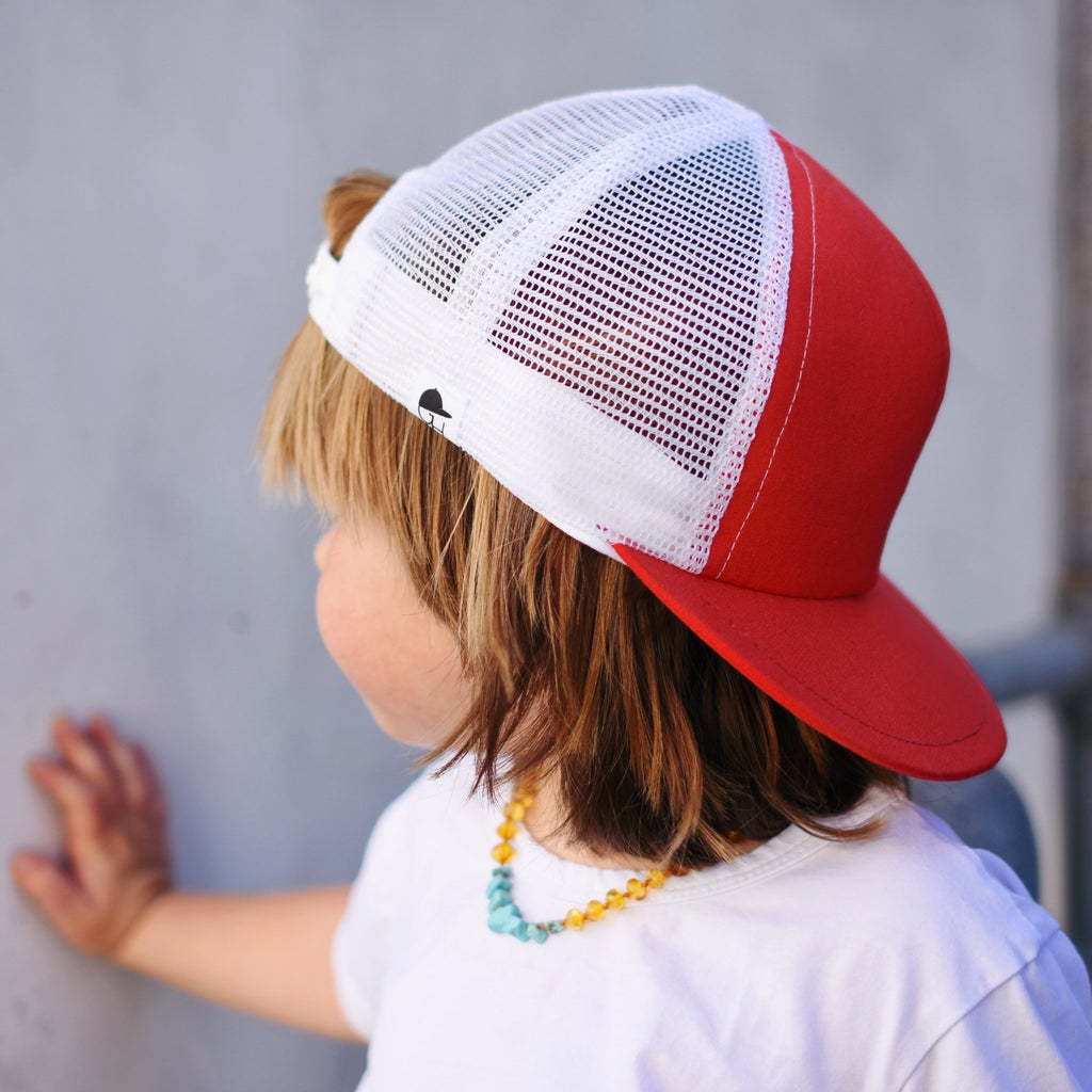 Coral Trucker - George Hats