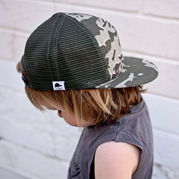 Desert Camo Trucker - George Hats