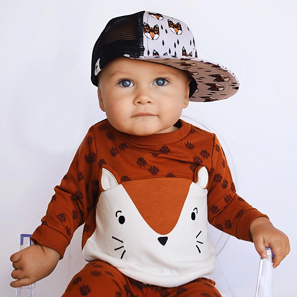 Fox Trucker - George Hats