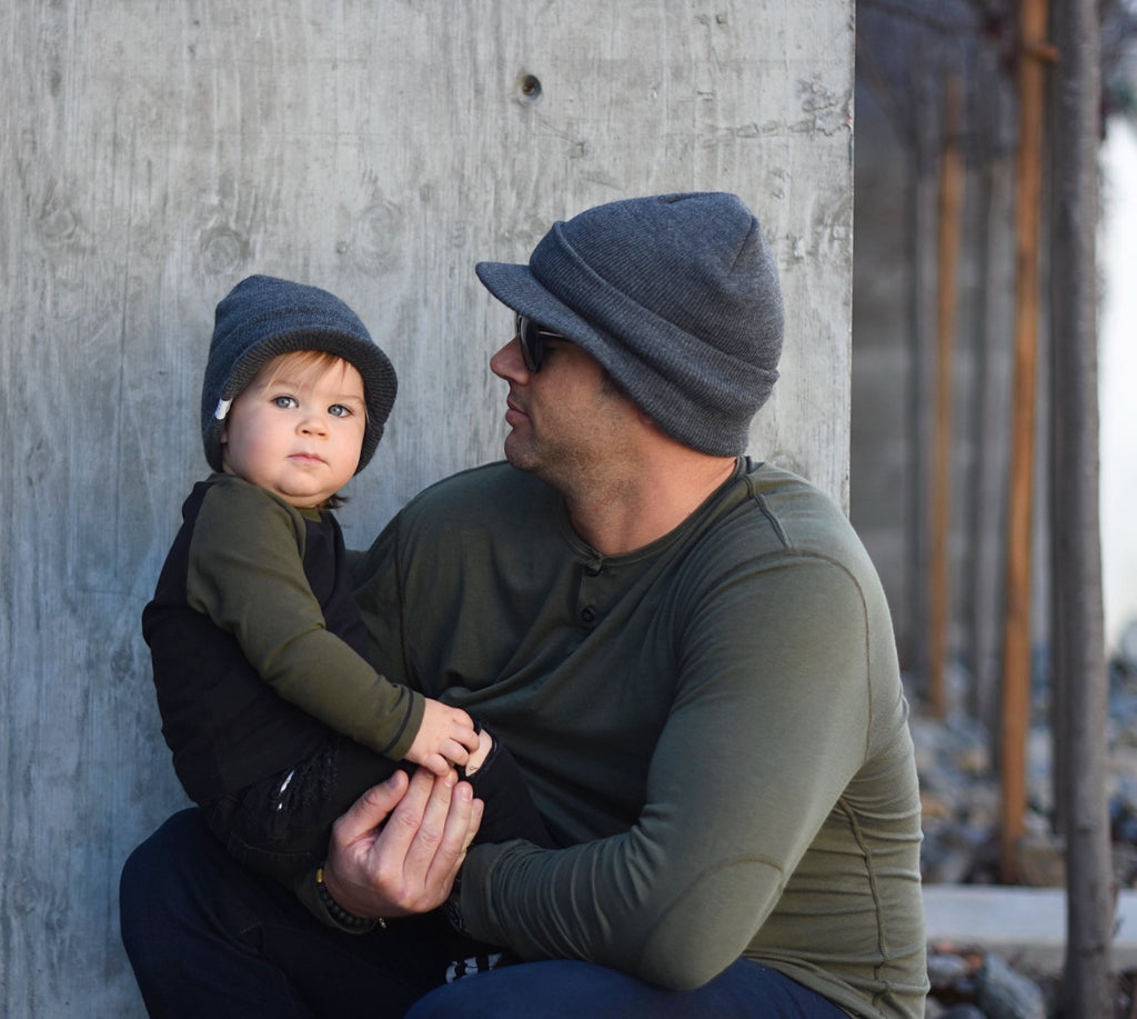 Daddy and Me Beanie - George Hats