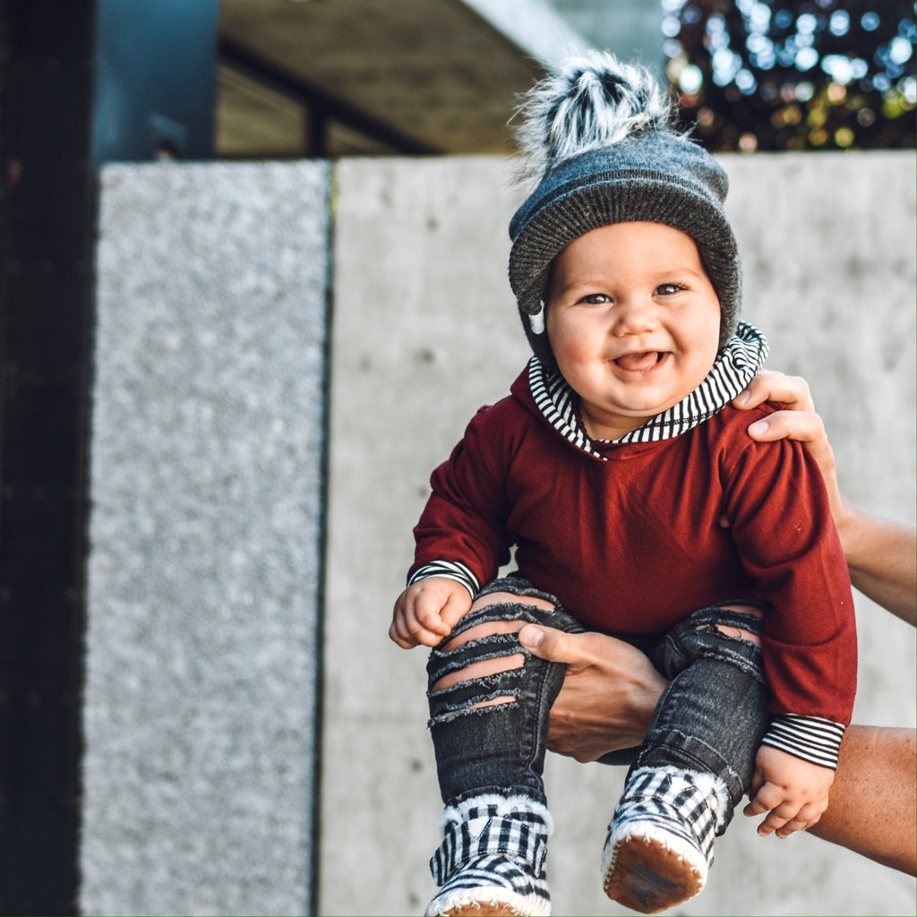 Cool Toddler Beanie - George Hats