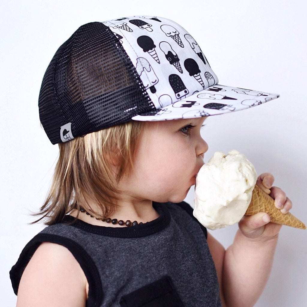 Ice cream Trucker - George Hats