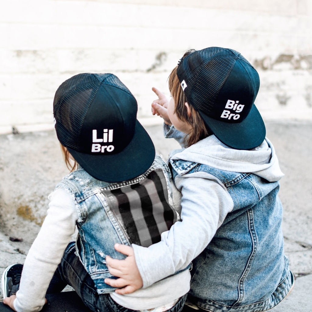 LIL Bro Trucker - George Hats