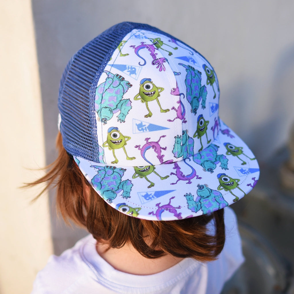 Monsters GH Inc Trucker - George Hats