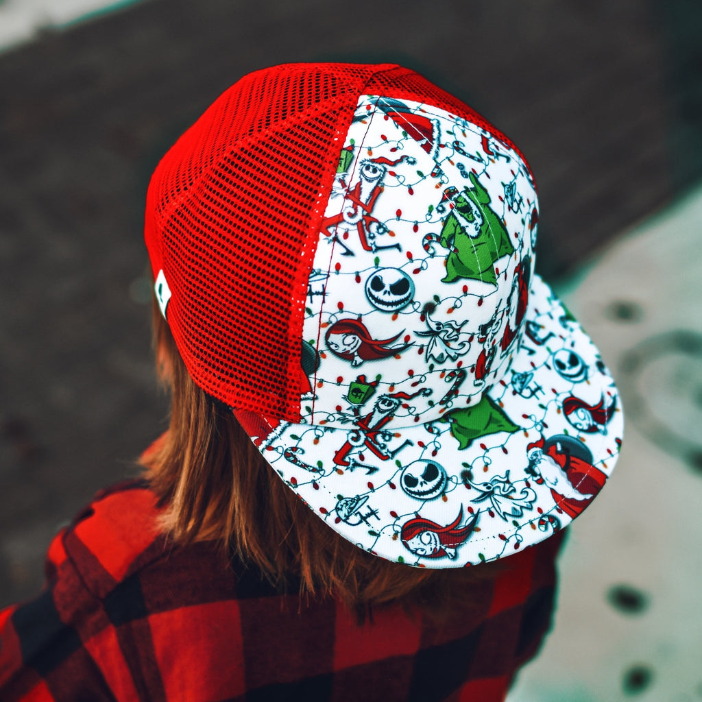 Sandy Claus Trucker - George Hats
