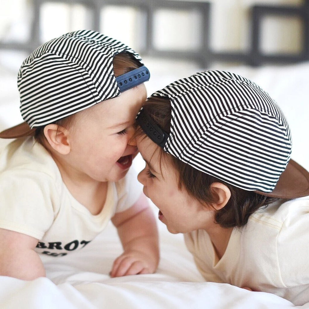Stripe 5 Panel Trucker - George Hats