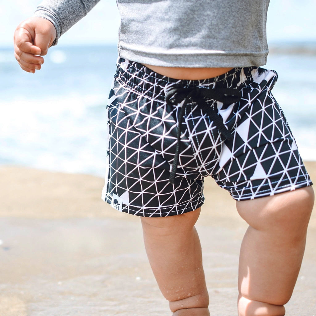 Triangle Swim Shorts - George Hats