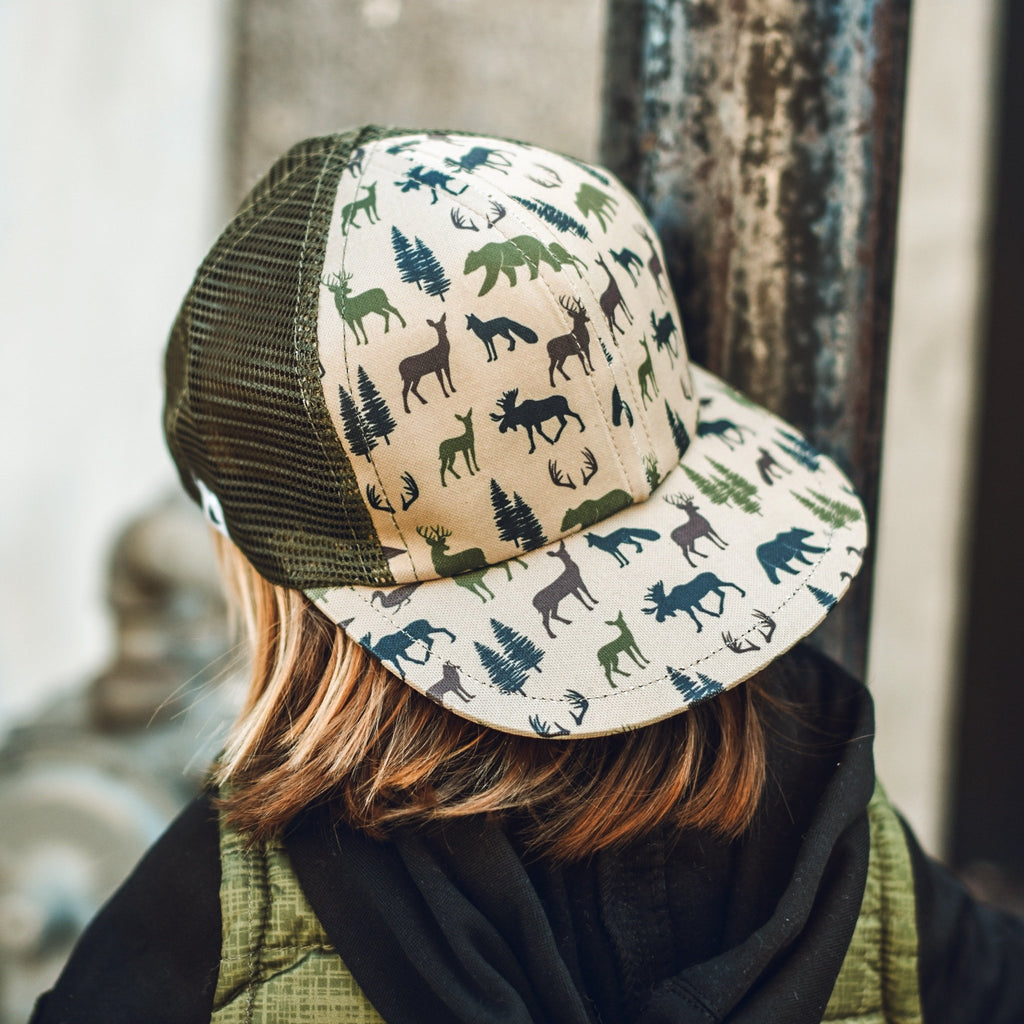 Woodland Trucker - George Hats