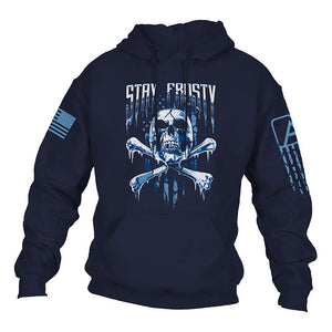Stay Frosty Hoodie <br><b><font color=red>MEMBER PRICING $32.95</font></b></br>