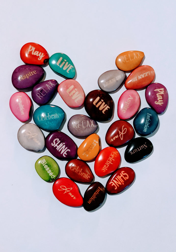 Click Here to Get your Code To Receive A Free Tagua Seed of Wisdom With Your Order (while supplies last)!