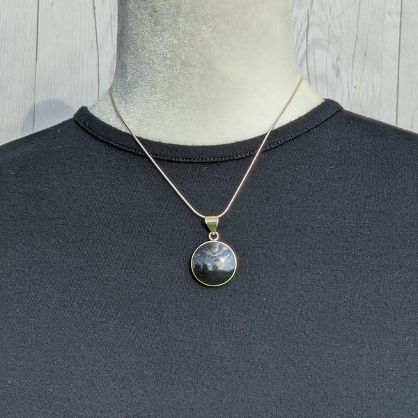 Solo Stone Necklace