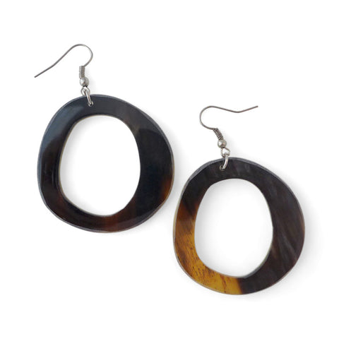 Eclipse Earrings - Dark