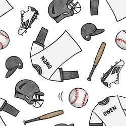Baseball_BLACK_WHITE