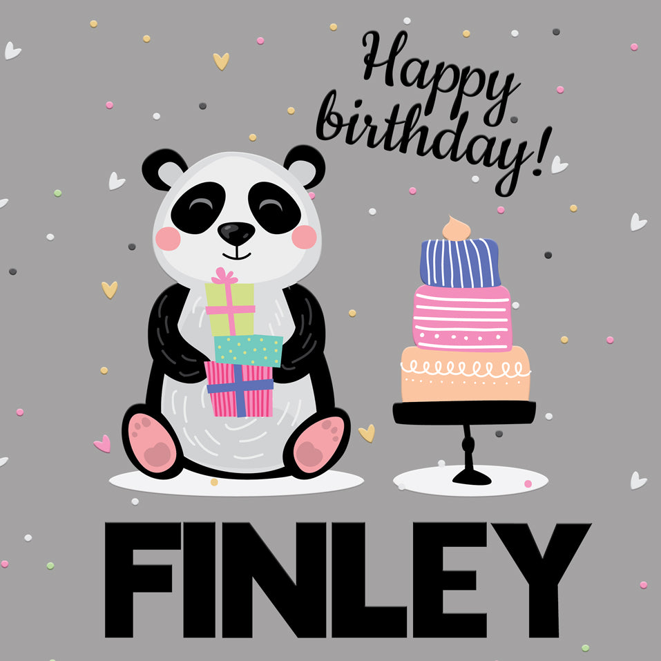 BirthdayTote_Panda_Grey
