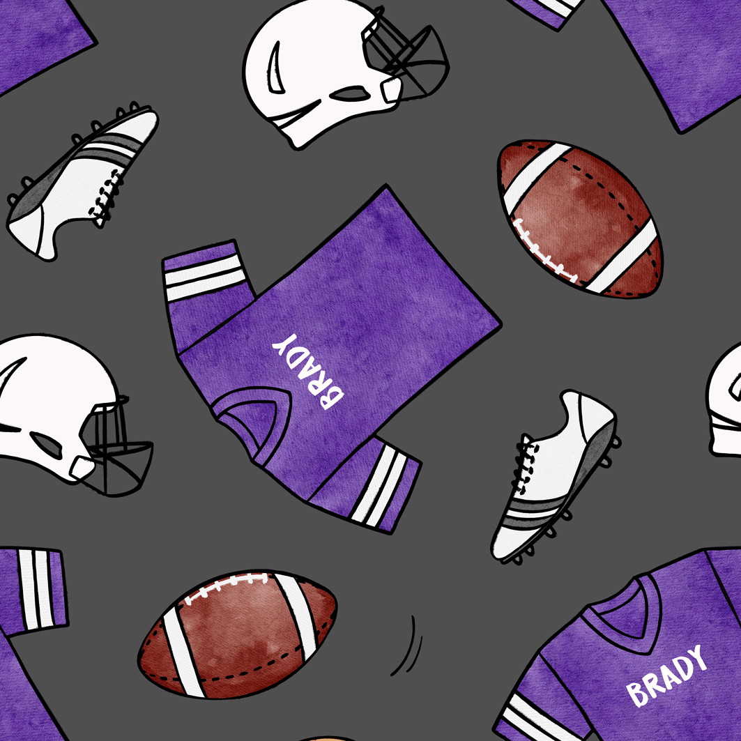 Football_Purple_DarkGrey