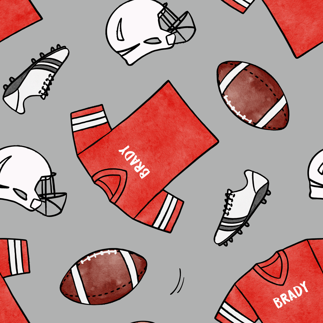 Football_Red_LightGrey