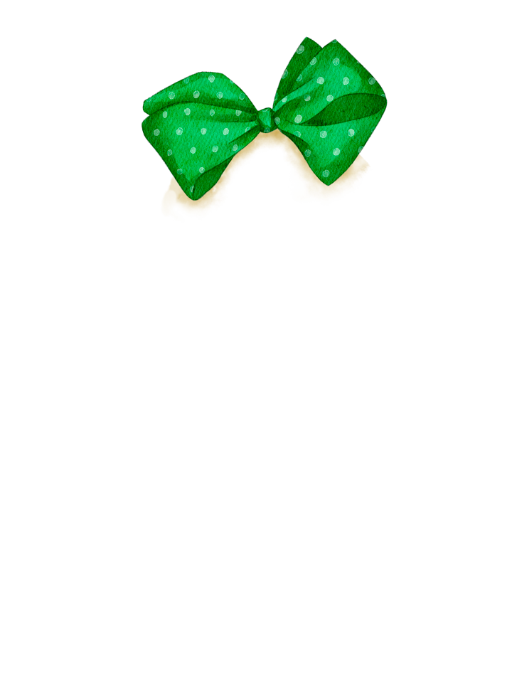 Gingerbread_Bow_DARKGreen