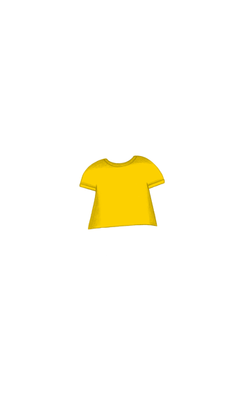 Girl_Tshirt_yellow