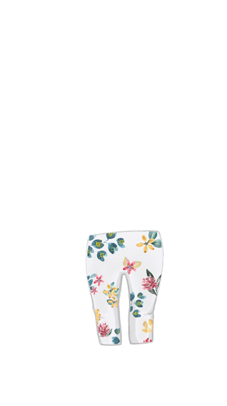 Girl_leggings_Springflowers