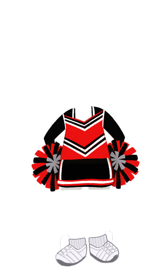 girl_outfit_Cheerleader_RED